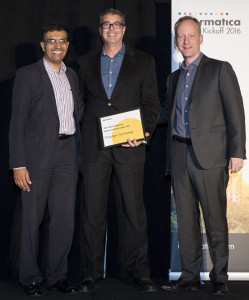 Paradigm Technology earns the Partner of the Year with Informatica INFORM Partner Program