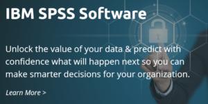 IBM SPSS, Predictive Analytics, Analytics
